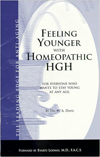 Feeling Younger with Homeopathic Growth Hormone