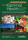 Eating for Optimal Health in the 21st Century
