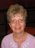 Evy McDonald, RN, MS, MDiv